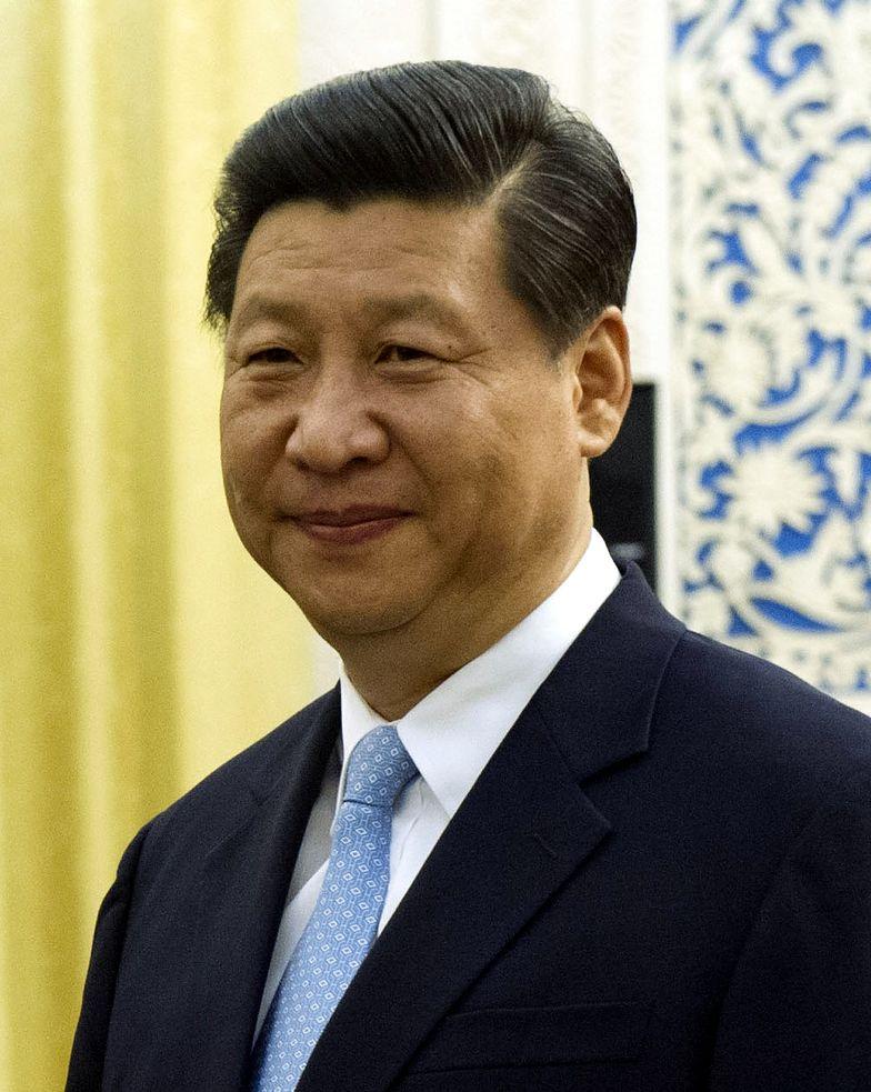 Na zdj. Xi Jinping