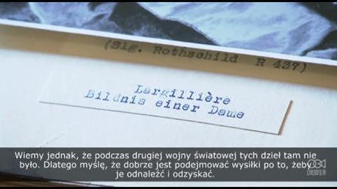 Należący do Hitlera album skradzionych dzieł sztuki przekazany Archiwom Narodowym USA
