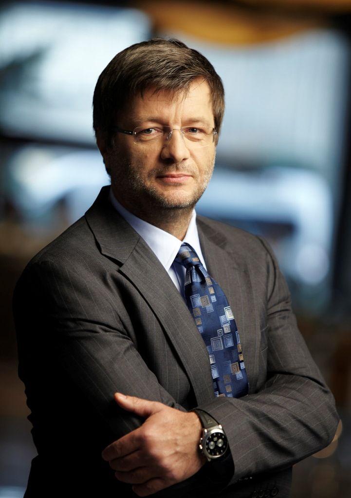 Krzysztof Krempeć, prezes Mercor S.A.