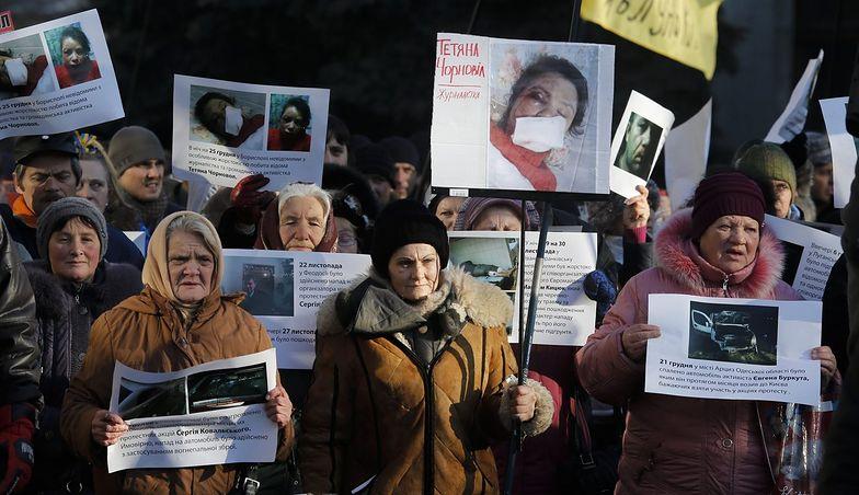 USA zaniepokojone przemocą wobec dziennikarzy na Ukrainie
