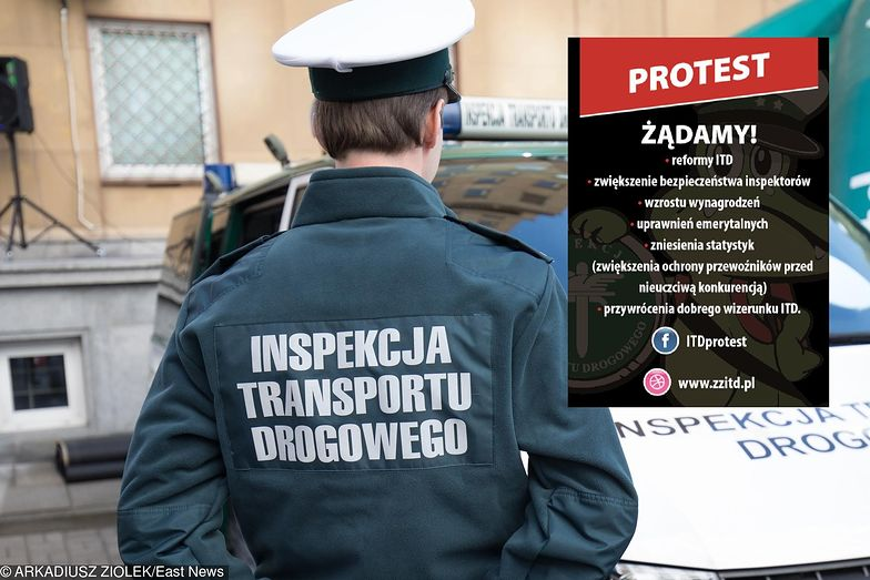 ITD wznawia protest