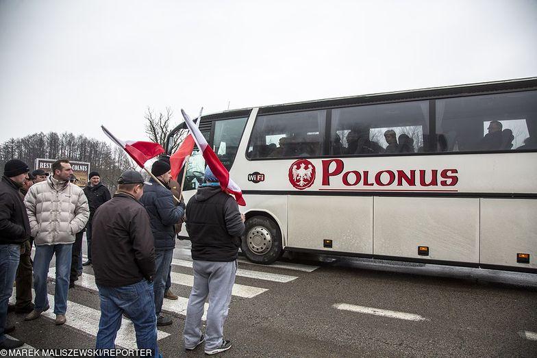 Polonus nie będzie już woził mieszkańców Ostrołęki