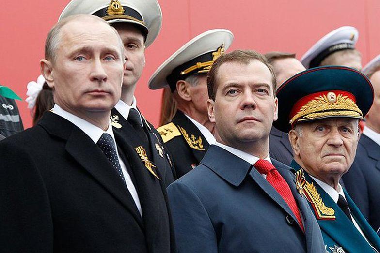 """Rosjanie dziękują za sankcje. """"Przekujemy je w sukces"""""""