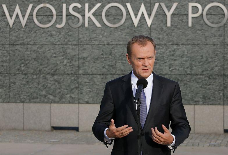 Premier Tusk rozpoczął wizytę w RPA