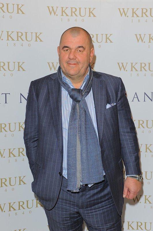 Jerzy Mazgaj, prezes Alma Market