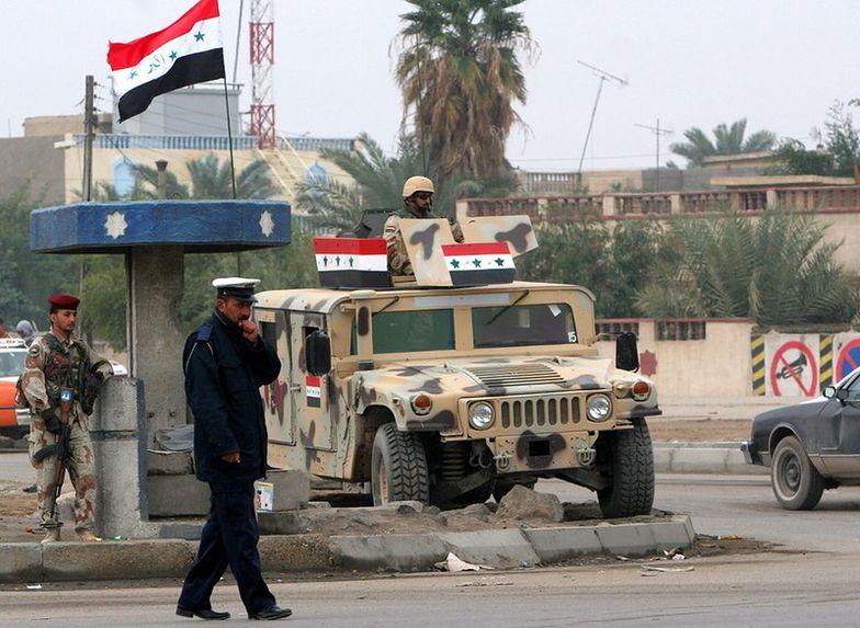Manifestacja w Iraku. Nie żyje jedna osoba, sześć jest rannych