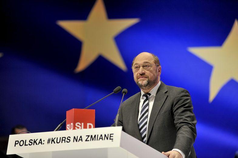 Szczyt Unii w Brukseli. Schulz: Czekamy na Rosje przy stole negocjacyjnym