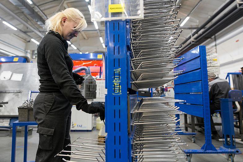 Ukraińcy przeważnie zatrudniani są do tzw. prac prostych, które nie wymagają wysokich kwalifikacji