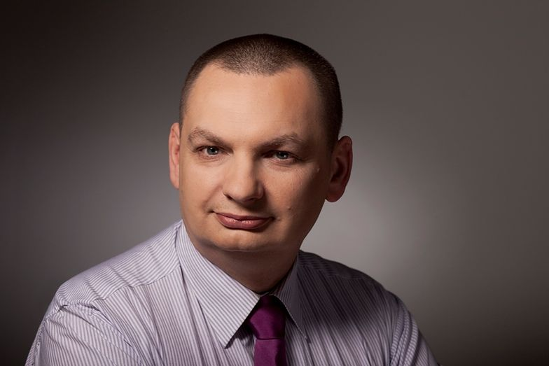Andrzej Sadowski, członek zarządu Plast-Box