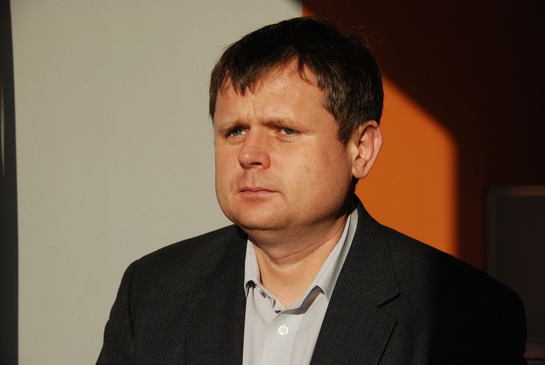 Marcin Tokarek, prezes SMS Kredyt