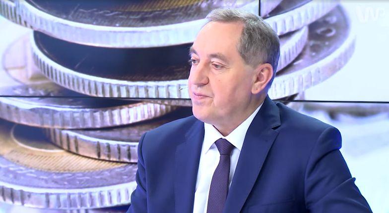 Podwyżki dla wiceministrów. Minister Kowalczyk w money.pl: co najmniej 12-13 tys. zł brutto