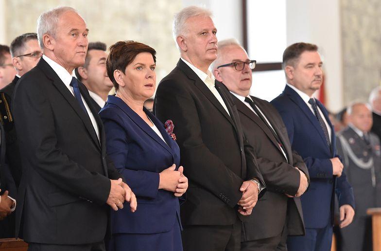 """Ważna obietnica premier Szydło. """"Nie pozwolę, by polskie górnictwo zostało zniszczone"""""""