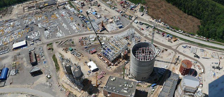 Budowa bloku w Elektrowni Jaworzno to jedna z największych inwestycji w Polsce. Jej koszt to 5,4 mld zł
