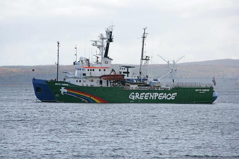 Aktywiści Greenpeace w rosyjskim więzieniu