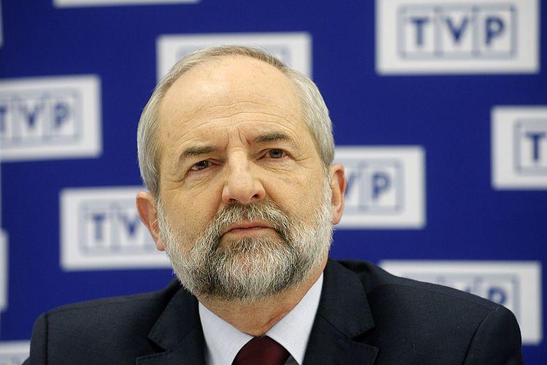 Prezes TVP dla Money.pl: Zwalniani pracownicy zyskają