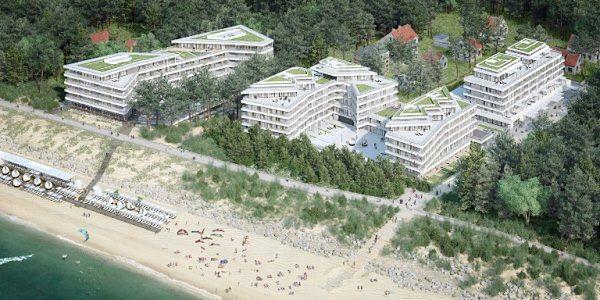 Własny apartament nad morzem - komfort wypoczynku, korzyści finansowe, bezpieczeństwo inwestycji!