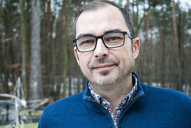 Paweł Tracz od 15 lat prowadzi Żabkę w Kielcach. Z roku na rok prowadzenie biznesu jest coraz trudniejsze