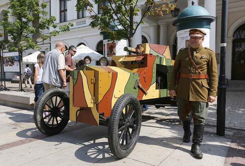 Na konferencji Ossów 1920 przedstawiono koncepcję <br/> Muzeum Bitwy Warszawskiej