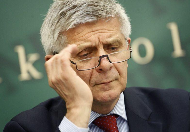 Prezes NBP: Pat budżetowy w USA może być groźny