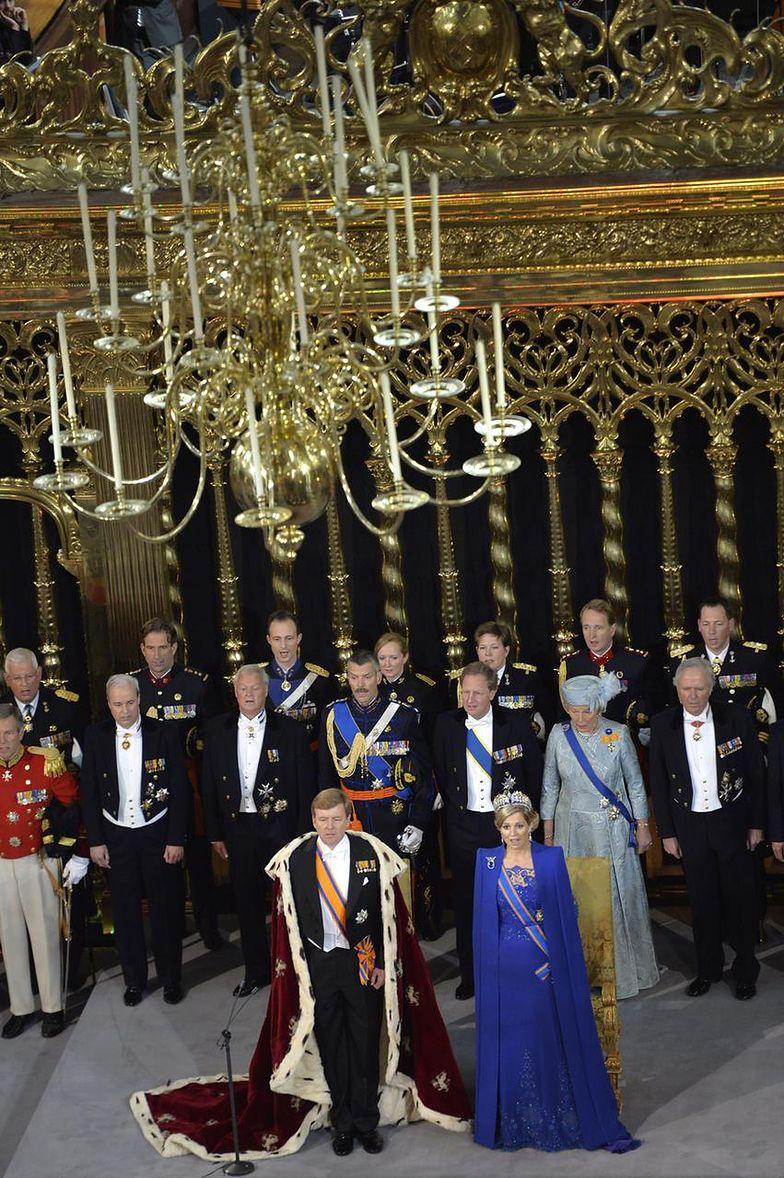 Monarchia w Holandii. Wilhelm Aleksander Orański nowym królem