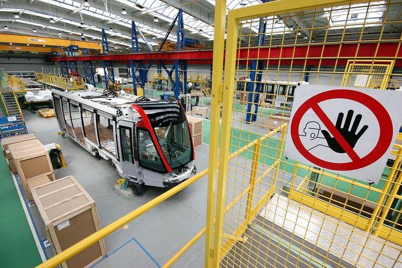 Alstom z Chorzowa rozpoczyna produkcję pociągów metra dla Rijadu