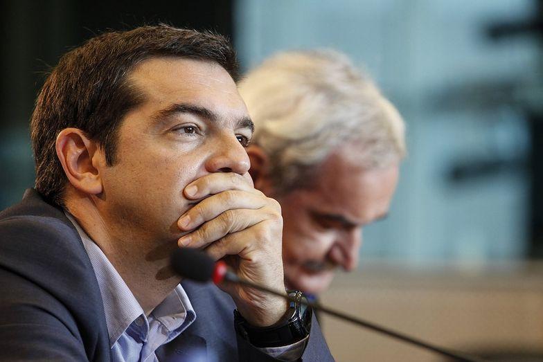 Kryzys w Grecji. Cipras dokonuje zmian w rządzie