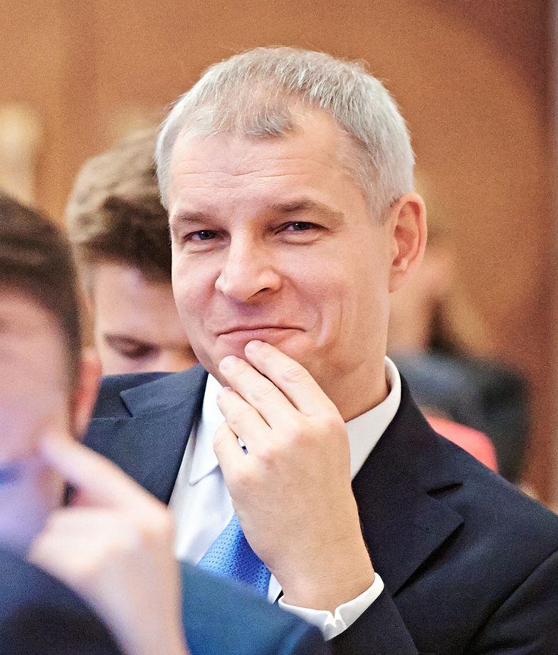 Dr Robert Dwiliński, jeden z założycieli Ammono: To zmiecienie sprawy pod dywan