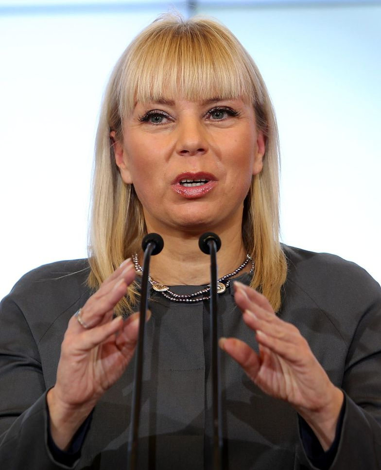 Elżbieta Bieńkowska, czyli superminister od gaszenia pożarów
