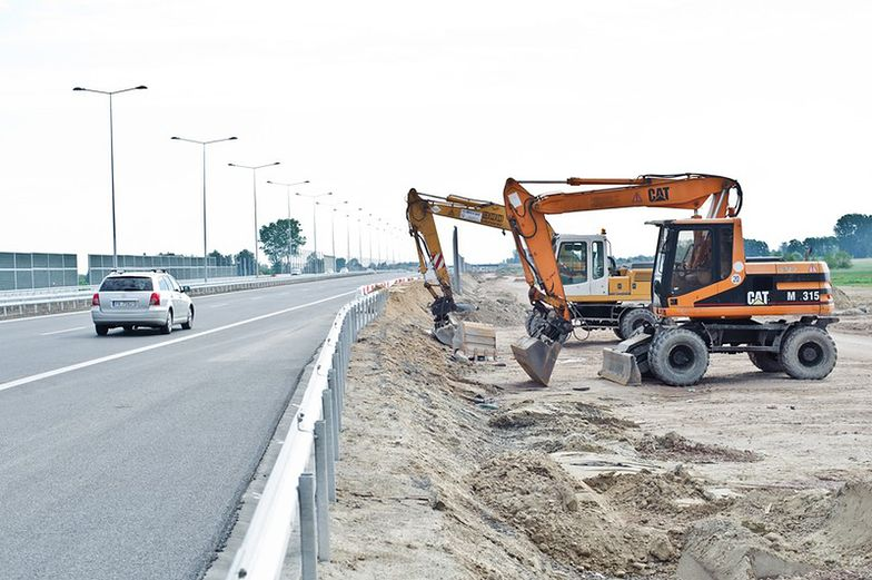 GDDKiA żąda naprawy źle wybudowanej drogi
