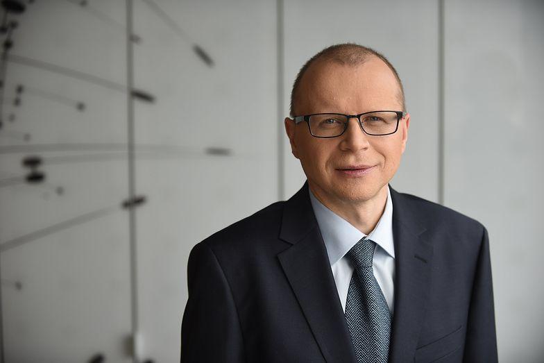 Dariusz Kaśków, prezes Energi