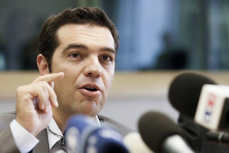Premier Aleksis Cipras zapowiedział zmiany.