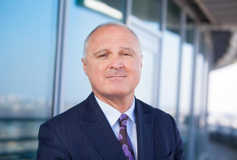 Frederic Amoudru, prezes BNP Paribas Polska