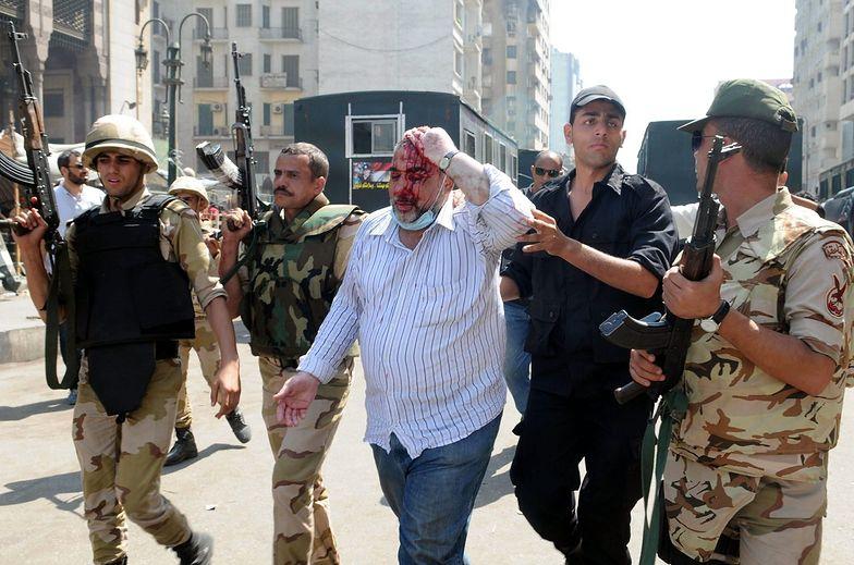 Bilans starć w Egipcie to 79 zabitych