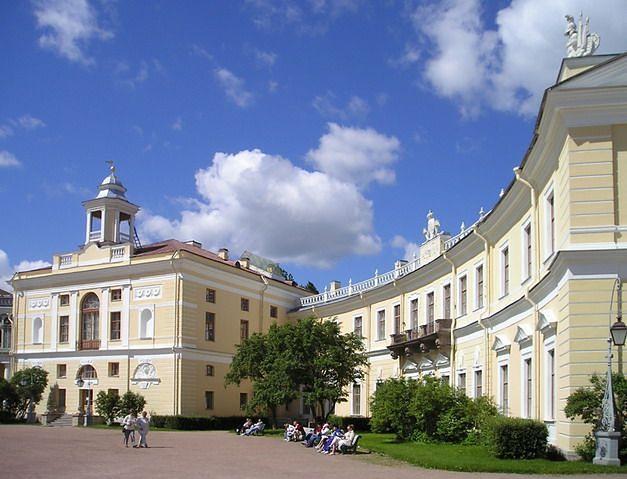 Pałac w Pawłowsku