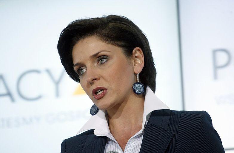 Minister Mucha określiła strategiczne dyscypliny sportowe