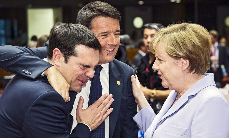 Kryzys w Grecji. Merkel zwołuje kryzysowe spotkanie