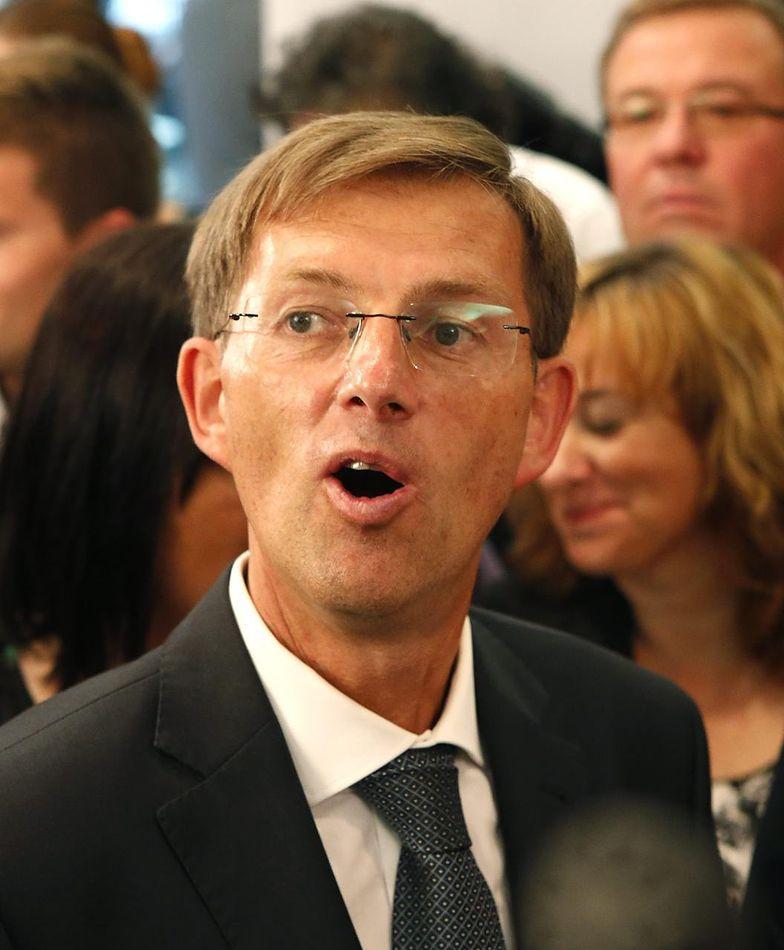 Niedawno założył partię. Dziś wygrał wybory w Słowenii