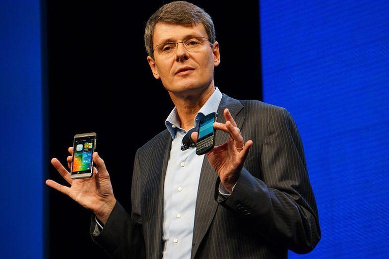 Blackberry na sprzedaż. Za 4,7 mld dolarów