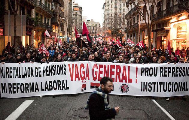 Kryzys w Hiszpanii. Kraj tonie w długach