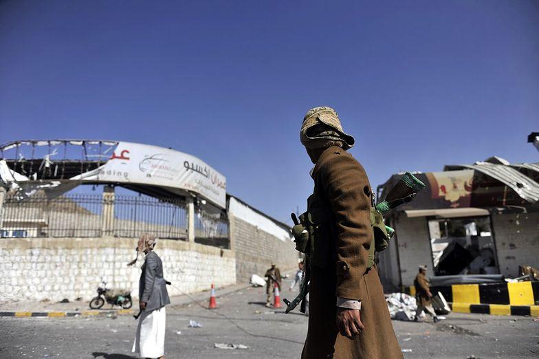 Sytuacja w Jemenie. Szyiccy rebelianci zdobyli pałac prezydencki w Sanie