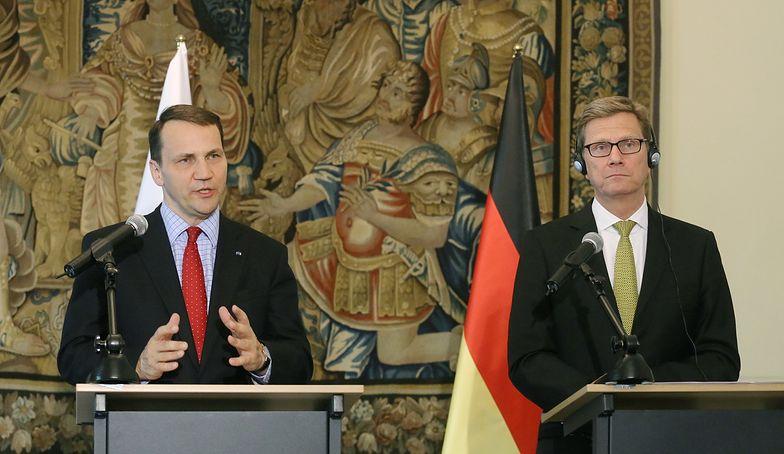 Sikorski nie chce być szefem dyplomacji UE