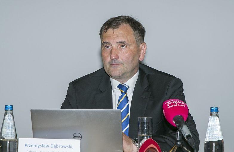 Przemysław Dąbrowski stoi na czele nowego zarządu GetBacku.