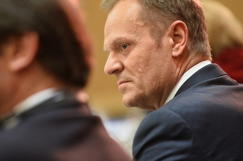 Donald Tusk w Radzie Europejskiej. Ogłosił swoich najbliższych współpracowników