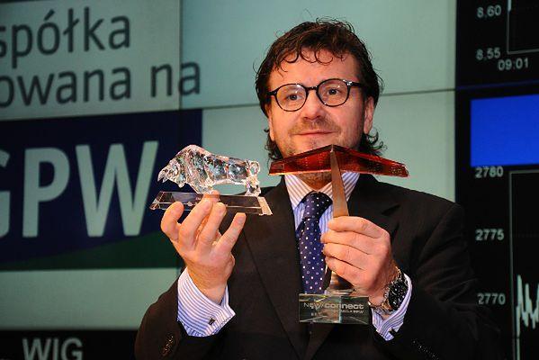 Jacek Dziedzic, prezes Eko Export