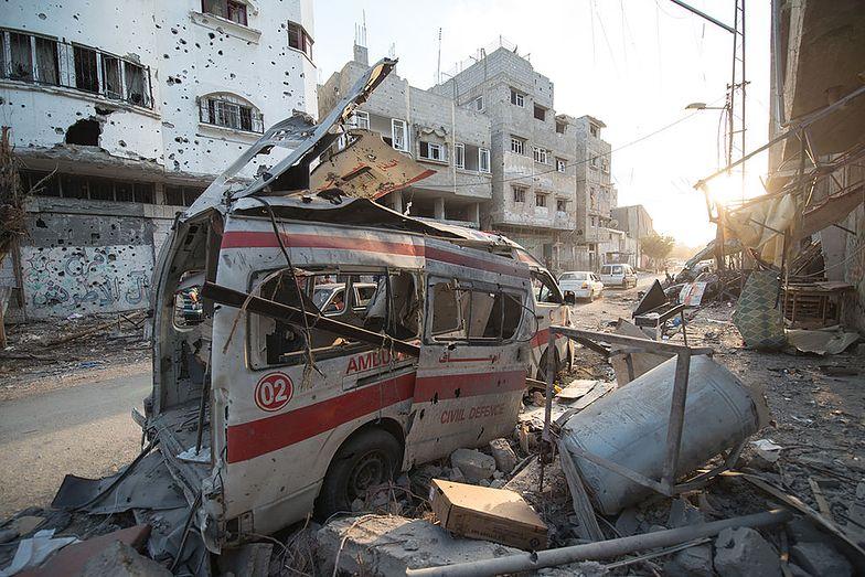 Izrael zatrzymał łódź z aktywistami płynącymi do Strefy Gazy