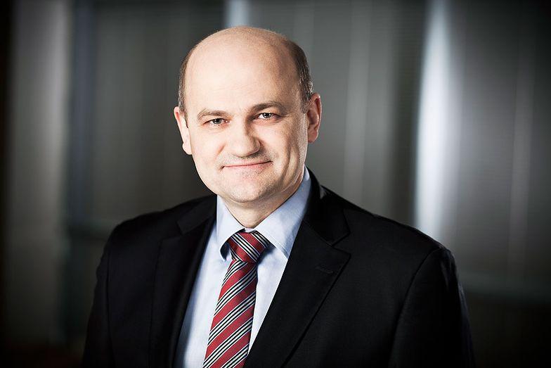 Sławomir Żygowski, prezes Nordea Bank Polska