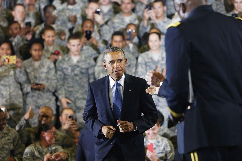 Kongres dał Obamie zgodę na zbrojenie umiarkowanej opozycji w Syrii