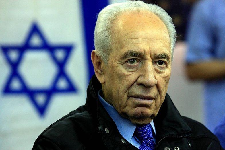 Shimon Peres, prezydent Izraela