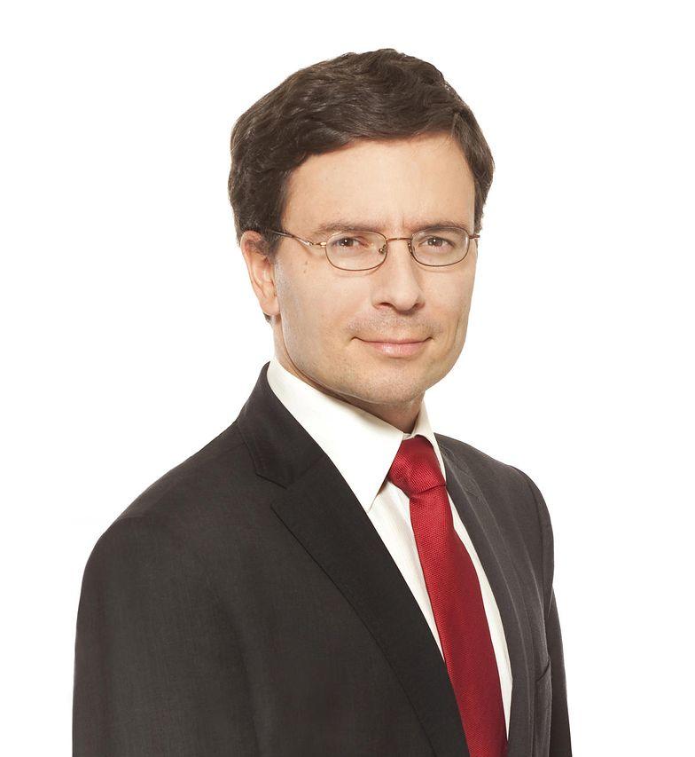 Paweł Hordyński, członek zarządu<br/> do spraw finansowych w PKP Intercity