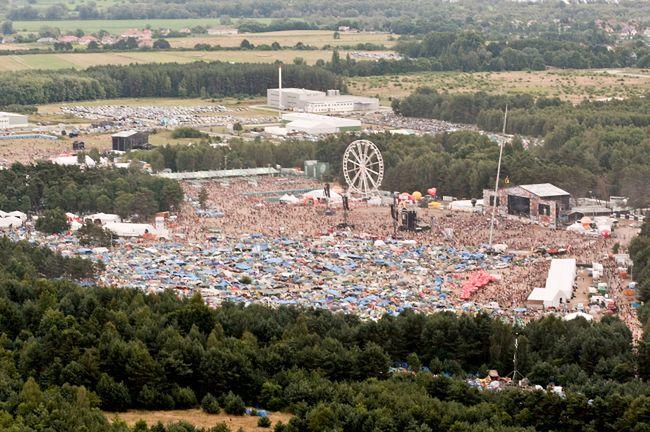 Przystanek Woodstock dobiega końca. Padło kilka rekordów
